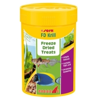 Hrana pentru Pesti Sera FD Krill 100 ml