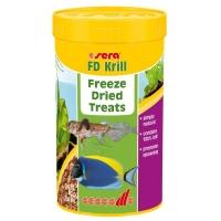 Hrana pentru Pesti Sera FD Krill 250 ml