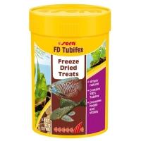 Hrana pentru Pesti Sera Tubifex 100 ml