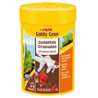 Hrana Granulata pentru Pesti Sera Goldy Gran 100 ml