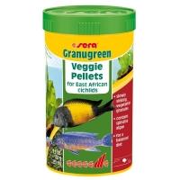 Hrana Granulata pentru Pesti Sera Granugreen 250 ml