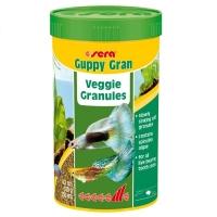 Hrana Granulata Vegetala pentru Pesti Sera Guppy Gran 250 ml