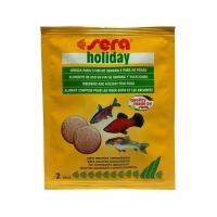Hrana pentru Pesti Sera Holiday 2 Tablete