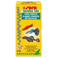 Hrana pentru Pesti Sera Spirulina 24 Tablete