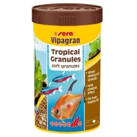 Hrana Granulata pentru Pesti Sera Vipagran 250 ml