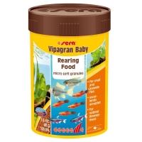 Hrana Granulata pentru Pesti Sera Vipagran Baby 100 ml