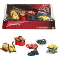 Set 5 Figurine Disney, Cars 3