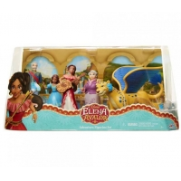 Set 5 Figurine Disney, Elena din Avalor