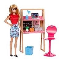 Set De Joaca Barbie Birou