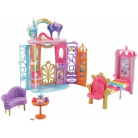Set Barbie Castelul Curcubeu