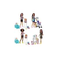 Set Barbie Gama Family Set Mamica cu Bebelus Diverse Modele