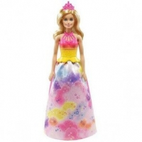 Set Barbie Gama Printese 4 in 1