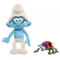 Set figurine in Blister, STRUMFI,  Brainy si glandacelul, 5.71 cm, 2 bucati