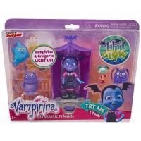 Set Figurine Interactive Disney, Vampirina si Prietenii