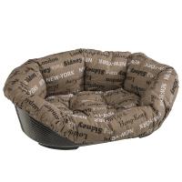 Set Siesta Deluxe Cu Sofa 4 (61 X 45 X H21 Cm)