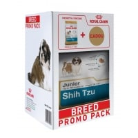 Kit Breed Royal Canin Shih Tzu Junior, 1.5 kg