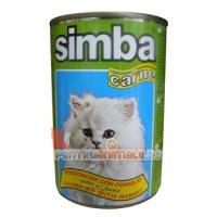 Simba Cat cu Iepure in Gelatina 415 g