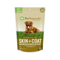 Supliment Caini Pet Naturals Skin&Coat, 30 tablete