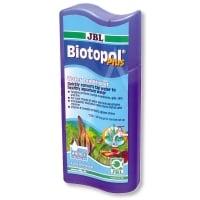 Solutie acvariu JBL Biotopol plus, 100 ml pentru 800 l