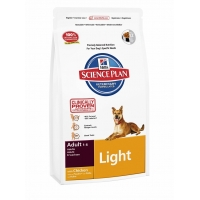 Hill's SP Canine Adult Light cu Pui 3 kg