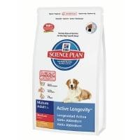 HILL'S SP Canine Mature Adult +7 Medium cu Pui 3 kg