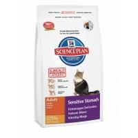 Hill's SP Feline Adult Sensitive Stomach 5 kg
