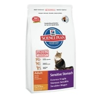 HILL'S SP Feline Adult Sensitive Stomach 400 g