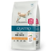 Quattro Premium Dog Active Adult All Breed,12 kg