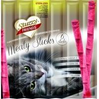 Stuzzy Snack Cat Sterilizat, 6 buc