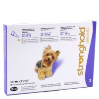 Stronghold Caine 30 mg, 2.6 - 5 kg, 3 pipete