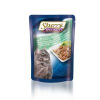 Stuzzy Cat Speciality Pui si Sunca 100 g