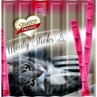 Stuzzy Snack Cat Vita, 6 buc