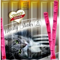 Stuzzy Snack Cat Pui, 6 buc