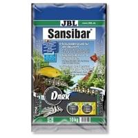 Substrat negru JBL Sansibar, 10 kg