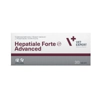 Supliment Nutritiv Hepatiale Forte Advanced, 30 tablete