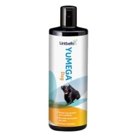 Suplimente Nutritive Pentru Caini Lintbells Yumega, 500 ml