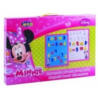Tabla Magnetica cu Numere Momki, Minnie