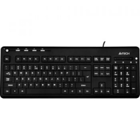 TASTATURA A4TECH KD-126-2 X-SLIM LED WHITE BACKLIGHT KEYBOARD USB (US LAYOUT) KD-126-USB-2