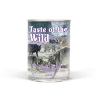 Pachet Conserve Taste Of The Wild Sierra Mountain, 6 x 390 g