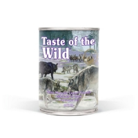 Pachet Conserve Taste Of The Wild Sierra Mountain, 12 x 390 g