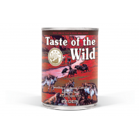 Pachet Conserve Taste of the Wild Southwest Canyon 12x390 g
