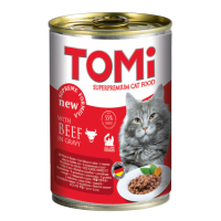 Conserva Tomi Cat cu Vita, 400 g