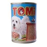 Conserva Tomi Dog, 5 Feluri de Carne, 400 g