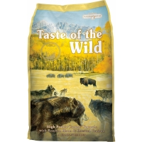 2 x Taste of the Wild High Prairie Canine Formula 13 Kg