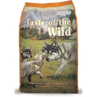 Pachet Taste of the Wild High Prairie Puppy Formula, 2x2 kg