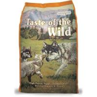 Pachet 2 x Taste of the Wild High Prairie Puppy Formula, 12.2 kg