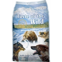 2 x Taste of the Wild Pacific Stream Formula 13 Kg
