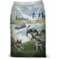 Taste of the Wild Pacific Stream Puppy Formula, 12.2 kg
