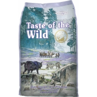 Pachet 2 x Taste of the Wild Sierra Mountain Canine Formula, 12.2 kg