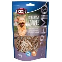 Trixie Premio Fasii cu Carne de Iepure si Cod, 100 g